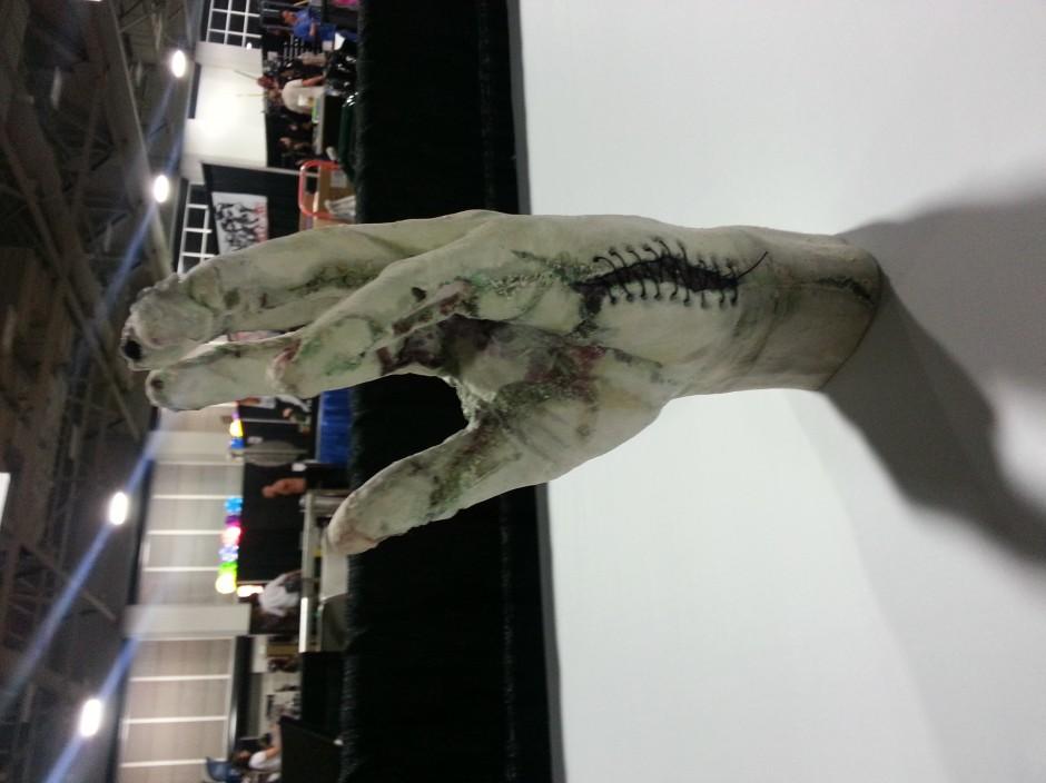 Zombie Hand 1