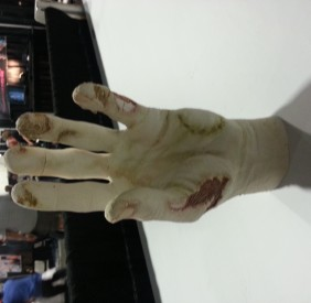 Zombie Hand 3