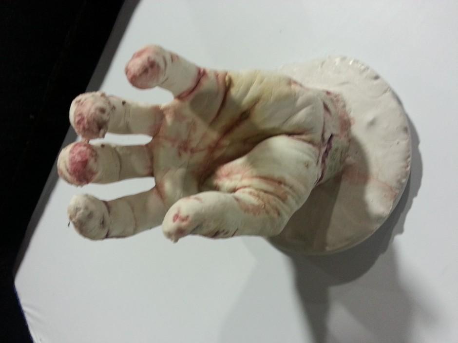 Zombie Hand 4