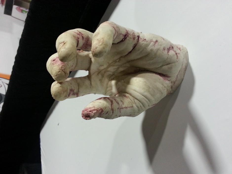 Zombie Hand 7