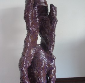 The Coil Reef - Ceramics Sculpture