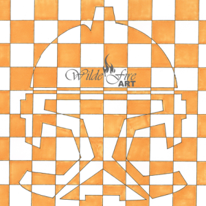 Commander Cody Checkerboard watermark
