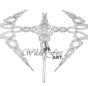 Batman Single Celtic watermark