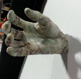 Zombie Hand 9