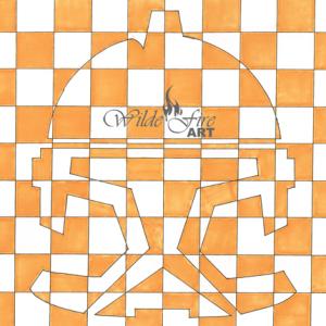 Commander Cody Checkerboard watermark