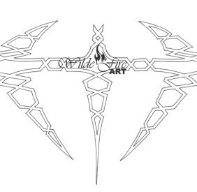 Batman Celtic 2nd Style watermark